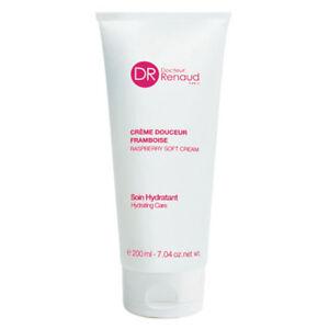 Dr. Renaud Raspberry Soft Cream 200ml Hydrating Care Salon Size EU Seller