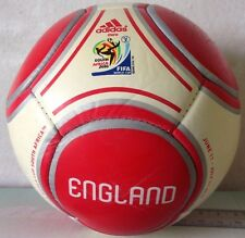 2010 South Africa FIFA World Cup Adidas Mini Soccer Ball - England