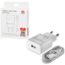 CaricaBatteria QUICK CHARGE Rapido Originale Huawei  FAST 2A Per P9 LITE P8