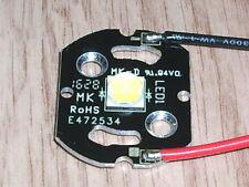ORIGINALE CREE xhp70 LED xhp70a-00-0000-0d0hn20cb 2800 lumen su scheda in metallo