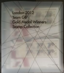 2012 Olympic & Paralympic Games Collection FDC Set of 29 + 34 M/S Album