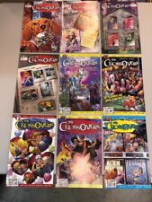 Crossovers 1-9 Complete Set Crossgen Comics 2003 Joe Staton