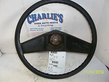 1981-1987 CHEVY GMC TRUCK BLACK STEERING WHEEL 16""