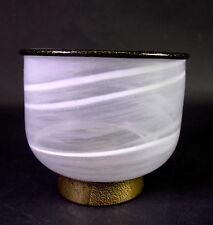 Barovier & Toso - klassisch schlichte Glasschale / Kumme signiert