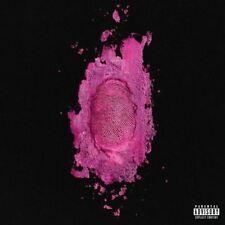 Nicki Minaj - le Imprimé Rose (Pa) - Album CD Endommagé Boîtier