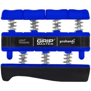 Gripmaster Hand Exerciser - Light (Blue)