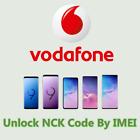 Unlock Code For Vodafone UK Samsung Galaxy S10 S10e S10 Plus S10+ S8 S9