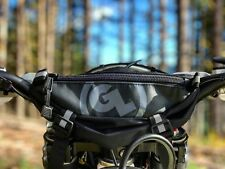 Giant Loop Zigzag Handlebar Bag Motorcycle Off Road Dual Sport Adventure Touring
