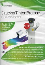 CD-ROM + STAMPANTE INCHIOSTRO FRENO + riduce il consumo di inchiostro + stampa fotografica + Win 7