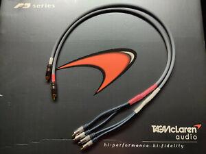 TAG McLaren Audio 100X5 biamping cable 95cm