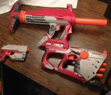 Nerf N-Strike Titan AS-V.1, Hornet AS-6. and Scout ix-3 Tested