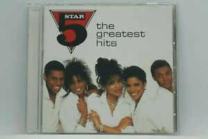 Five Star (5 Star) - The Greatest Hits CD Album - HTF