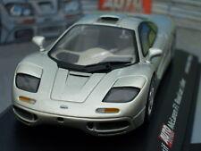 "1/43 Minichamps McLAREN F1 ROAD CAR (SILVER) - ""AUTOHEBDO"" EXCLUSIVE MODEL"