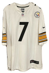 Nike Ben Roethlisberger XXL Pittsburgh Steelers NFL Jersey
