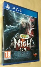 Nioh Playstation 4 PS4 NEW SEALED FREE UK p&p UK Release