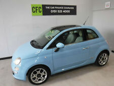 2011 Fiat 500 1.2 69 LOUNGE BUY FOR ONLY £19 A WEEK *FINANCE* £0 DEPOSIT AVAILAB