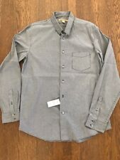 John Varvatos USA Collared Shirt - Size M - VINTAGE - Brand New - MSRP $165