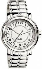 Orologio D&G Dolce&Gabbana DW0488 in acciaio moda uomo solo tempo classico