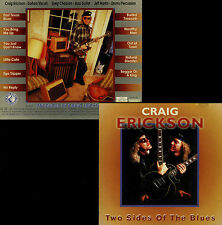 CRAIG ERICKSON  two sides of the blues