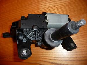 Opel Astra G CC Wischermotor Hinten Heckwischermotor 90559444