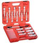 Stoßdämpfer Werkzeugsatz Domlager Federbein Universal 18tlg  SWV 619035