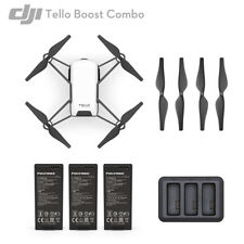 Genuine Ryze DJI Tello Drone Boost Combo with 3 Batteries Charger Charging Hub