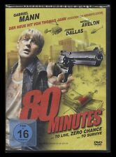 DVD 80 MINUTES - DER NEUE HIT VON THOMAS JAHN (Knockin' On Heaven's Door) * NEU