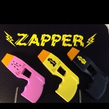 Lot Of 3 Police Toy Taser Zappers Toy Stun Gun For Kids