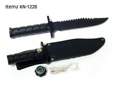 RAMBO II type SURVIVAL HUNTING BOWIE knife
