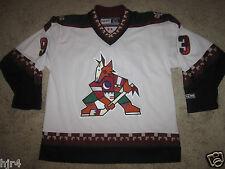 Phoenix Coyotes #93 NHL CCM Howler NHL Jersey L LG mens