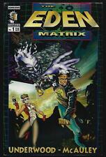 THE EDEN MATRIX US ADHESIVE COMIC VOL.1 # 1/'94