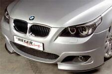 BMW Genuine Rieger Brand E60 E61 5 Series Sedan Touring 2004-2010 Front Bumper