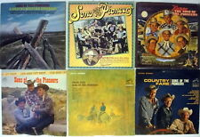 The SONS of The PIONEERS Country Lot of 12 LP's #8012