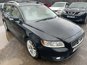 2011 VOLVO V50 1.6 D SE EDITION DRIVE S/S ESTATE NON RUNNER / SPARES OR REPAIR