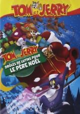 """DVD """"Tom & Jerry Drôles de lutins pour le père noël """"    NEUF SOUS BLISTER"""