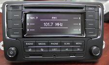 Autoradio RCN210 Bluetooth CD USB für VW GOLF CADDY POLO PASSAT TIGUAN TOURAN CC