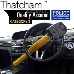 Stoplock Pro Elite Thatcham Approved Car Van 4x4 Steering Wheel Lock Immobiliser