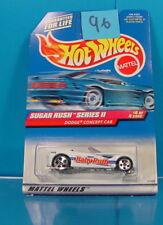 #96 HOT WHEELS 1999 #972 SUGAR RUSH SERIES II BABY RUTH DODGE CONCEPT CAR #4/4
