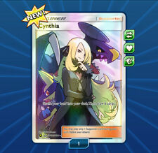 *ONLINE ONLY* Cynthia Alternate Full Art Hidden Fates PTCGO