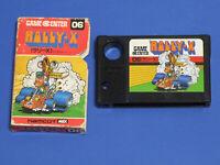 RALLY-X MSX Game namcot Import Japan