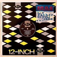 1991 - ED O.G & DA BULLDOGS - BE A FATHER TO YOUR CHILD - PWL AMERICA PROMO