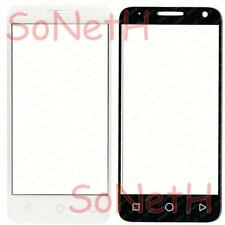 "TOUCH SCREEN ALCATEL ONE TOUCH PIXI 3 4027 4027D 4027X DIGITIZER 4,5"" BIANCO"
