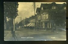 BEXLEYHEATH  Kent    Broadway  with Shops and the Golden Lion Pub  RP