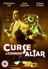 Curse of The Crimson Altar  (Digitally Remastered) 1968 DVD