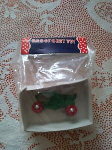 Vintage 50's?, NIB, Diecast, Die Cast Wagon, Bag of Best Toy, Japan