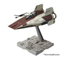 STAR WARS - 1/72 A-Wing Starfighter Model Kit Bandai