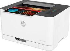HP Color Laser 150nw Farb Laserdrucker WLAN LAN 600 x 600 weiß B-WARE