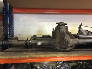 Fully Reconditioned Mercedes Sprinter Axle Pre 2000