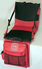 NC State WOLFPACK Stadium Bleacher Seat Chair Cushion