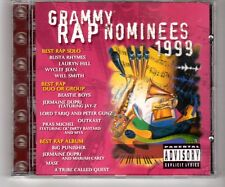(HJ768) 1999 Grammy Rap Nominees, 13 tracks various artists - 1999 CD